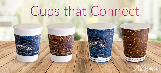 Huhtamaki introduces a new cup range: Cups That Connect