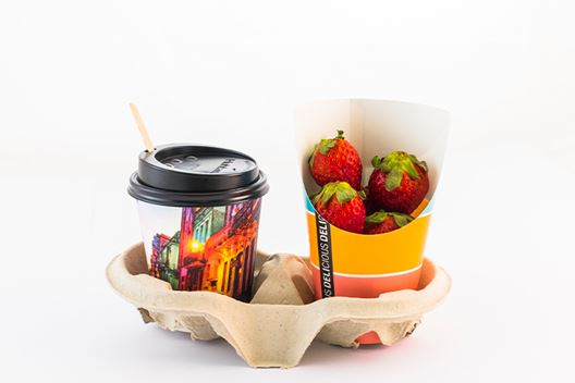 Packaging for food and beverages