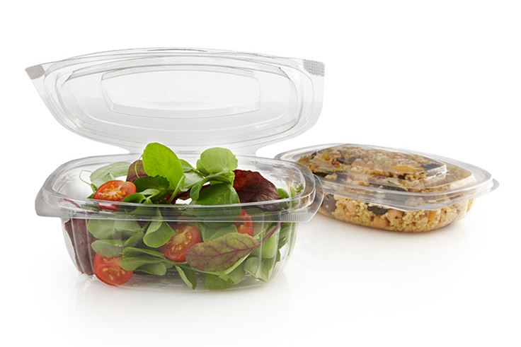 Plastic containers and lids