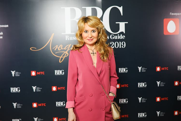 General Manager Gala Mansurova named one of the Business People 2019 in Russia