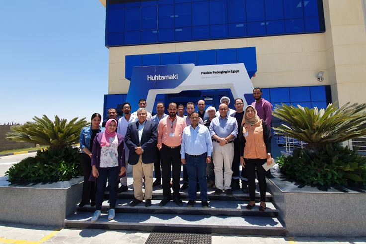 New Egypt plant received highest rating in BRC audit