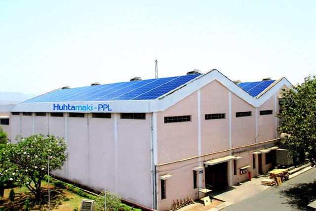 Rooftop solar power units to be installed in India